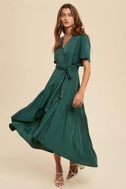 Hinkley Wrap Dress