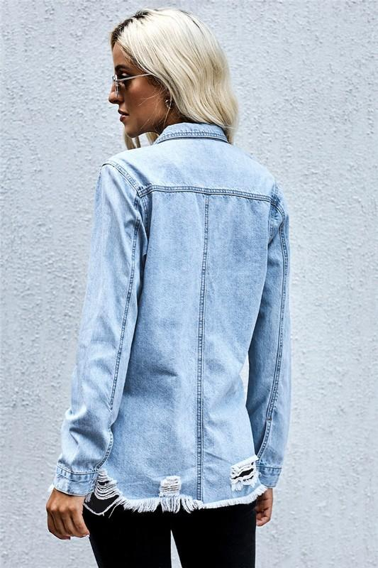 Rosalie Denim Jacket