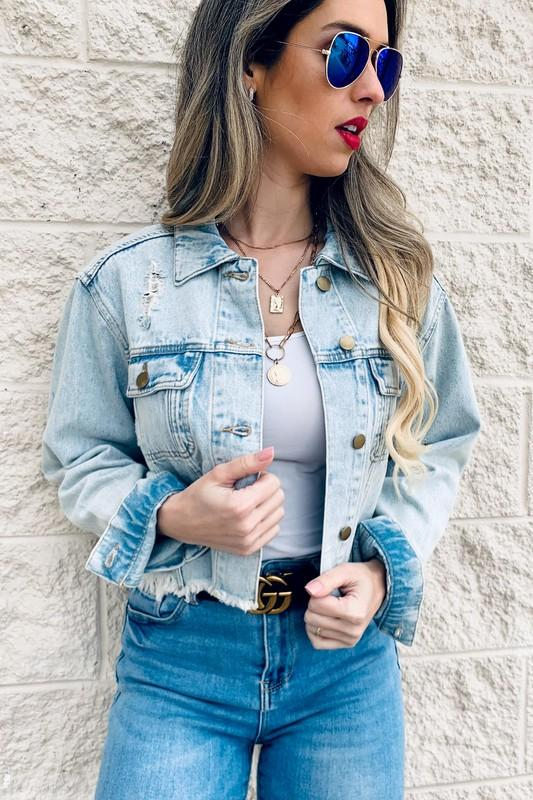 Bonnie Denim Jacket