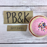 3-Pack PB&K Luxury Bath Bomb Subscription