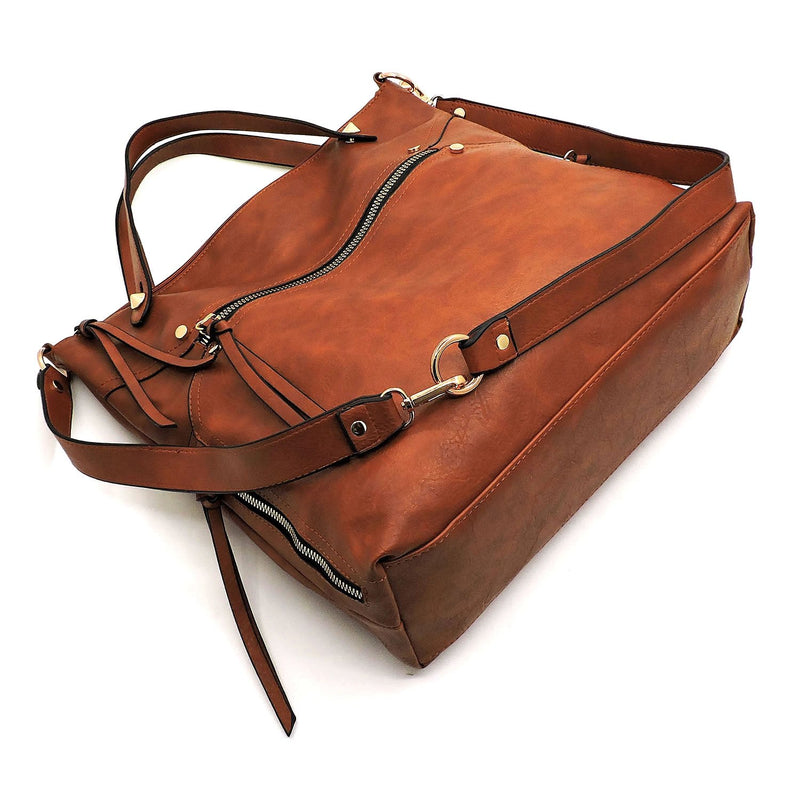 Convertible Satchel/Shoulder Bag