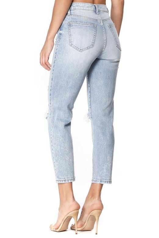 Mina Super High Rise Jeans