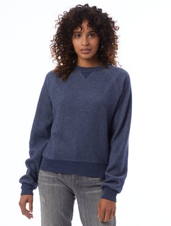 Greer Teddy Sweatshirt