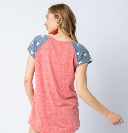 Kinsley Star Top