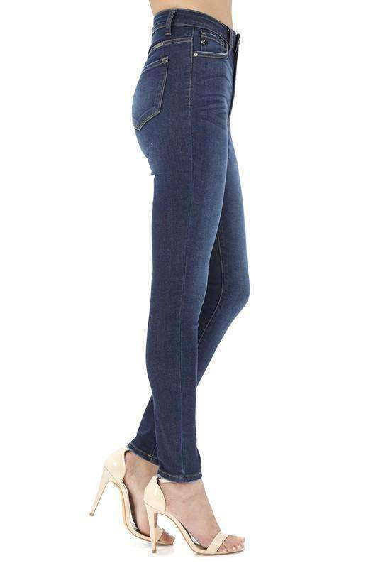 Christine Blue Jean - SexyModest Boutique