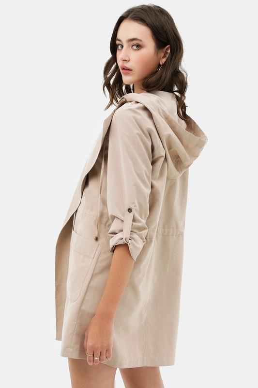 Poppy Trench Jacket