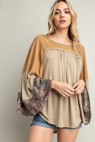Harlow Top - SexyModest Boutique