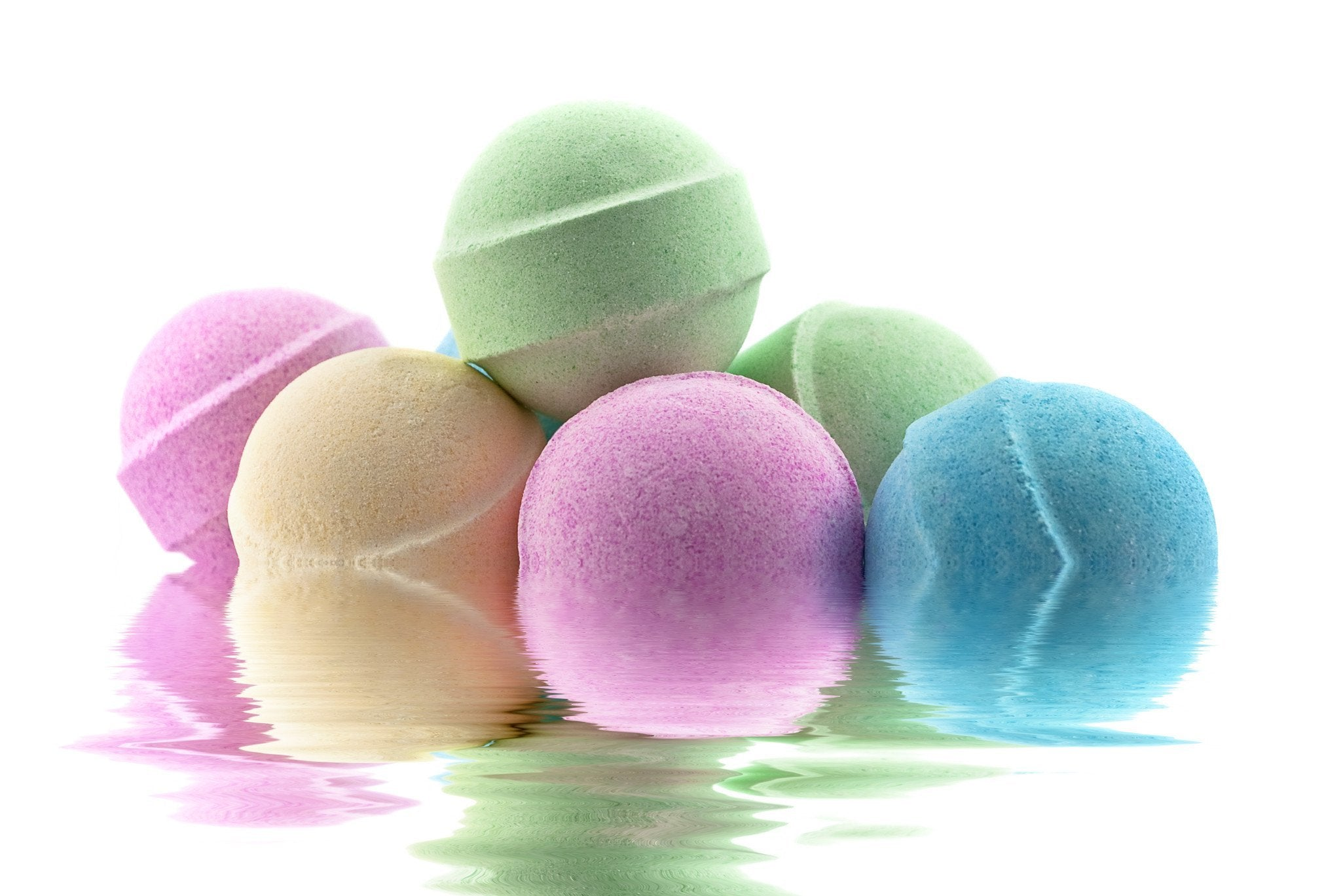8-Pack PB&K Luxury Bath Bomb Subscription