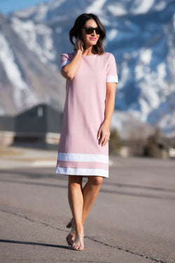 Brigitte Brianna Rome Dress - SexyModest Boutique