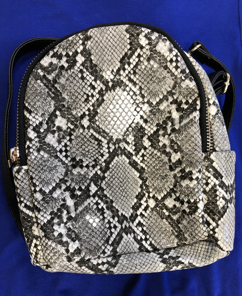 Small Python Backpack