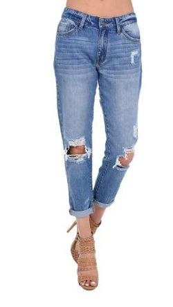 Shea Distressed Jeans