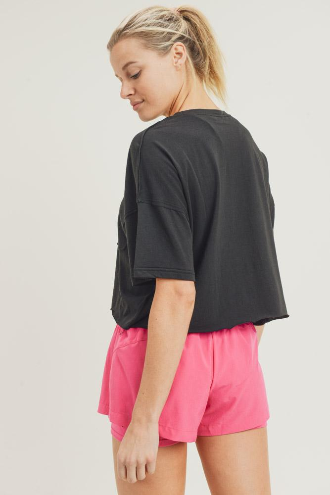 Meridian Athleisure Pocket Top