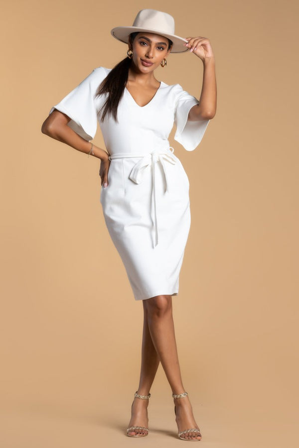 Brigitte Brianna Milan Dress by SexyModest Boutique