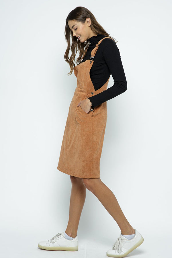 Gracie Overall Skirt