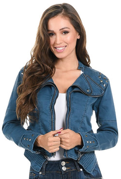 Nyx Zipper Jacket