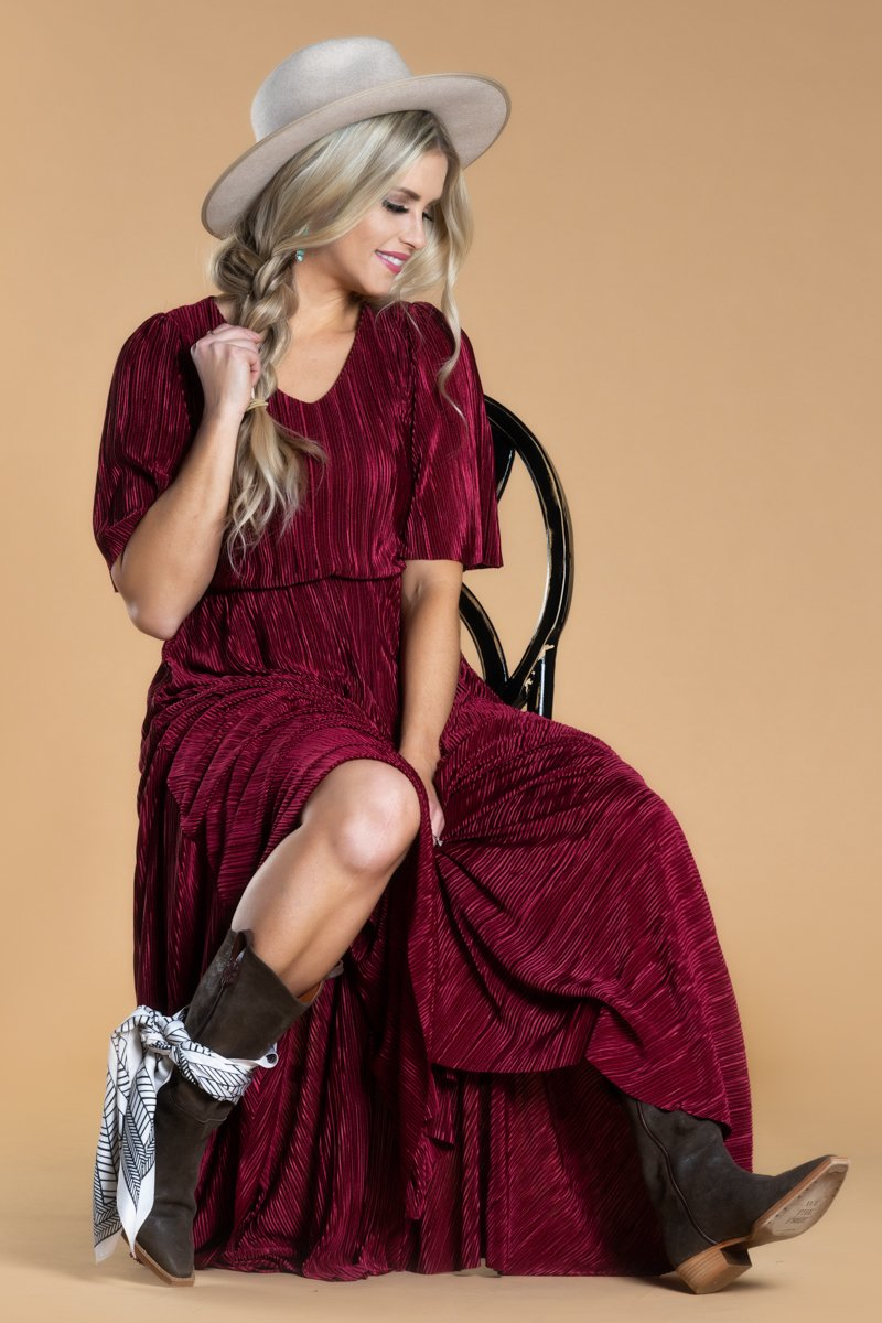 Brigitte Brianna Splendor Dress by SexyModest Boutique