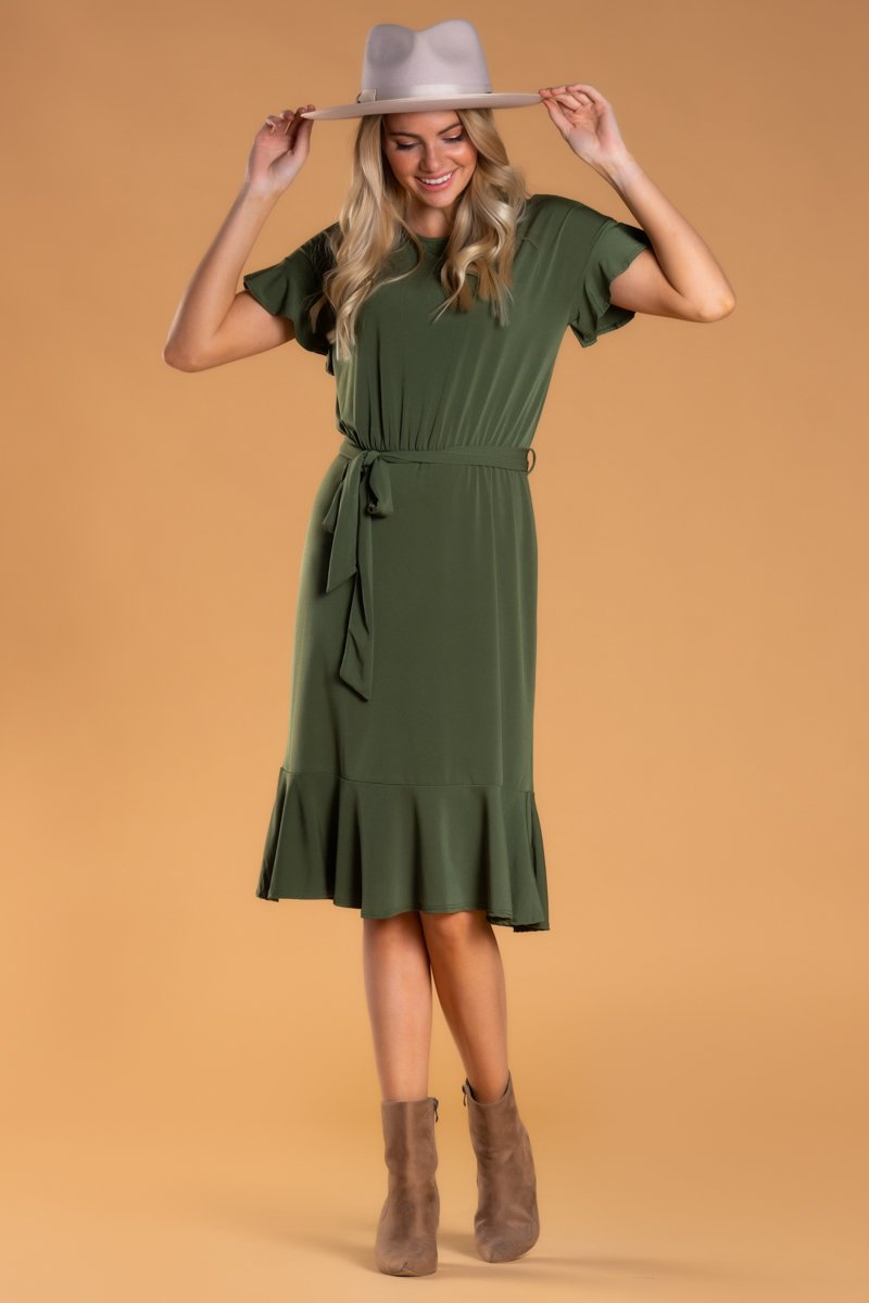 Brigitte Brianna Venice Dress by SexyModest Boutique