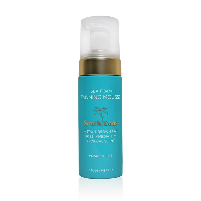 South Seas Sea Foam Tanning Mousse - SexyModest Boutique