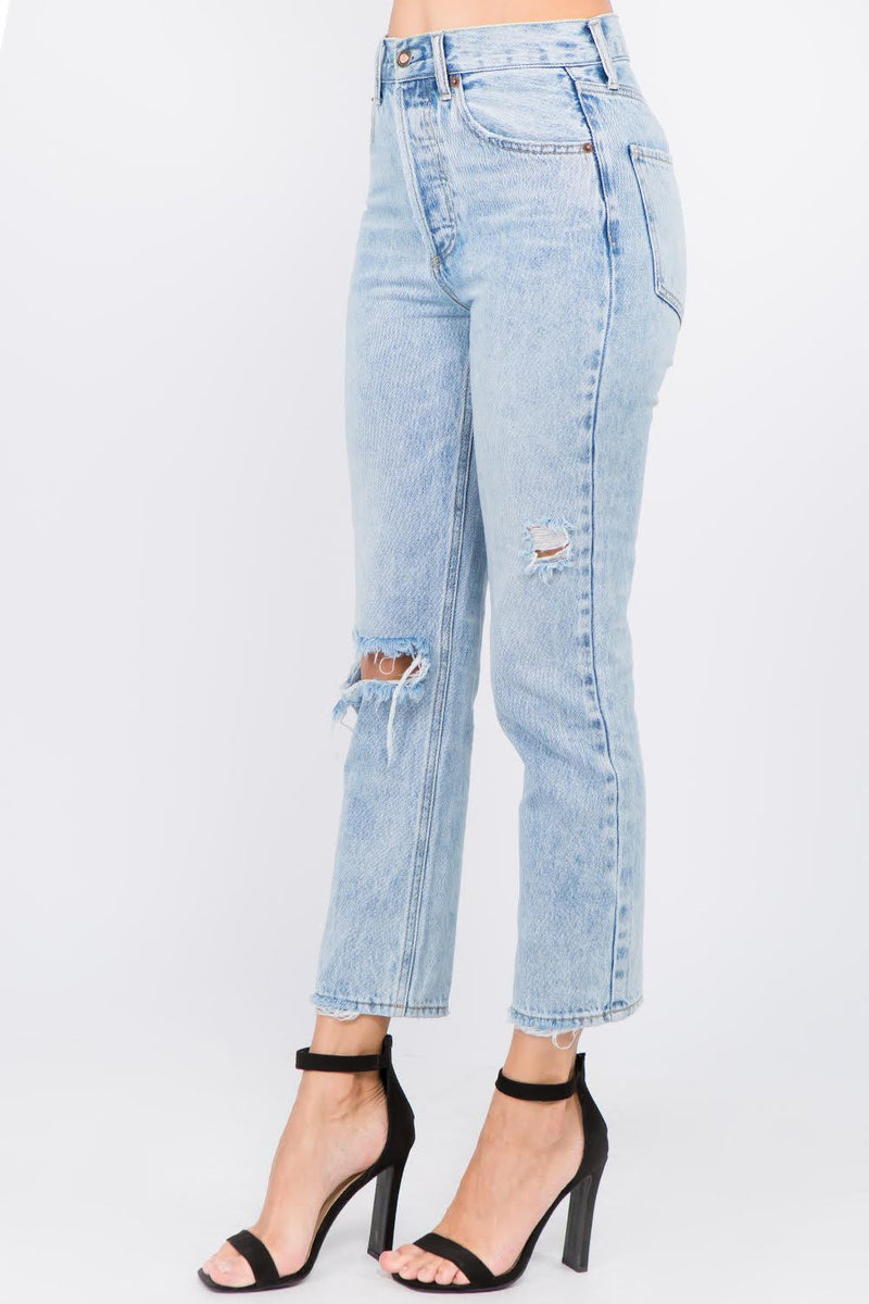 Everly Boyfriend Jean
