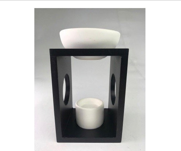 Olympus wooden/oil burner