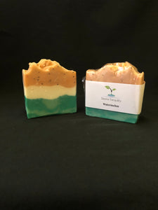 watermelon bath soap moisturize