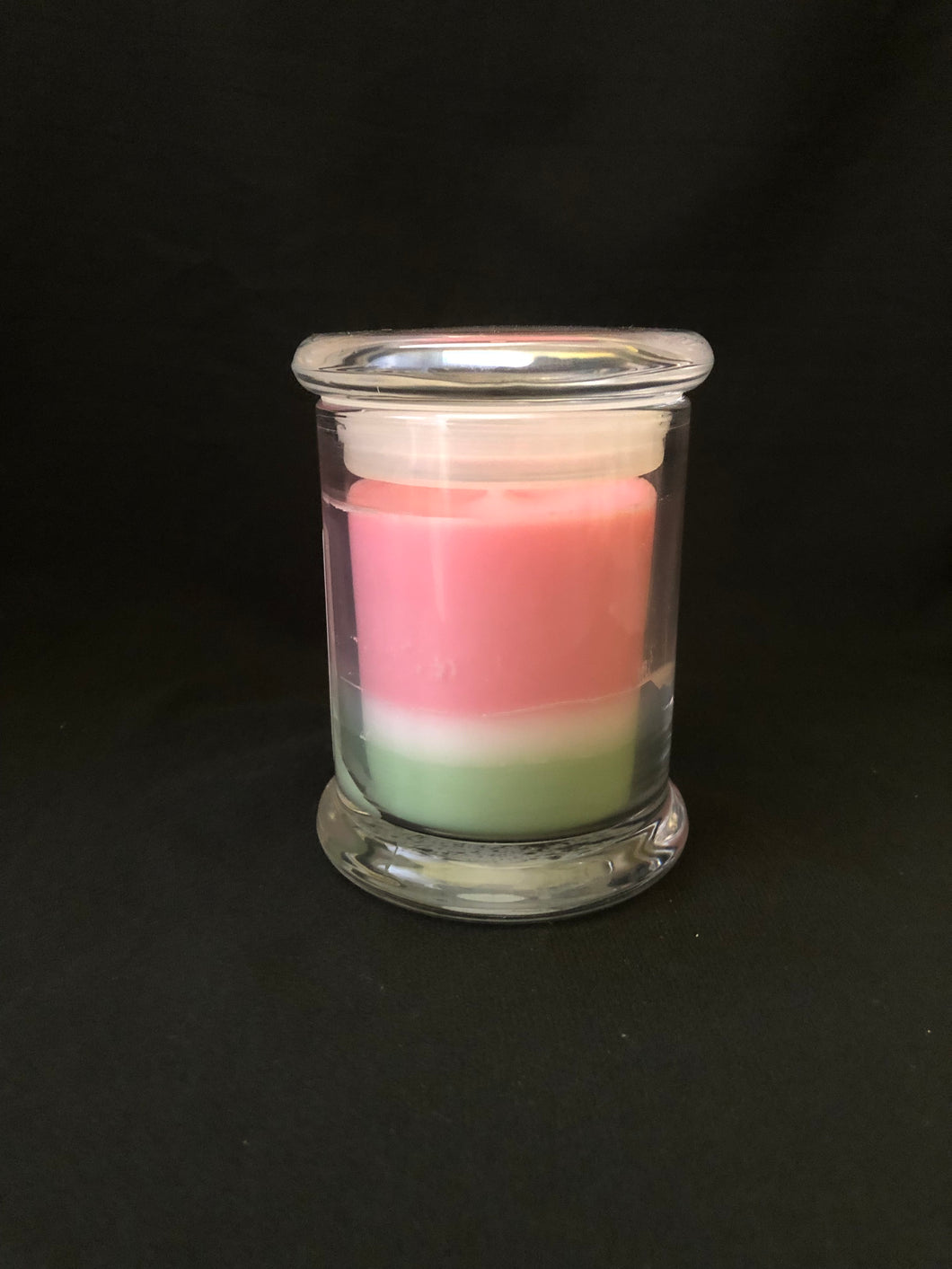 watermelon soy  large candle