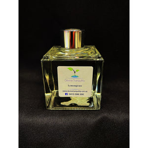 lemongrass reed diffuser 140ml