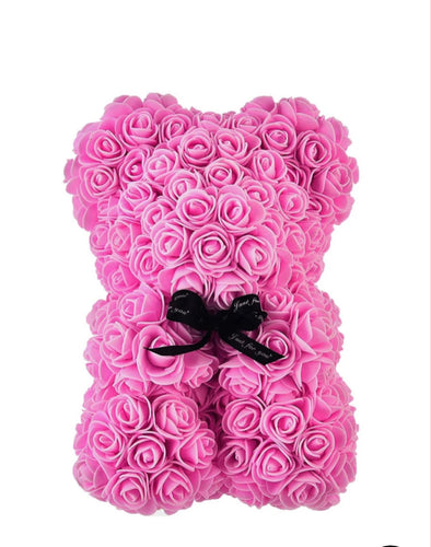 Pink Rose Teddy