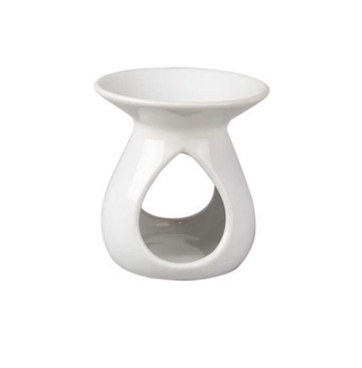 Tear drop White oil burner