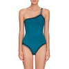 Flor - One Shoulder Maillot