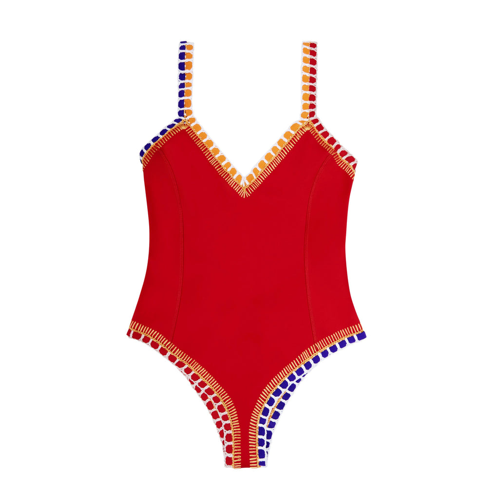 Kaia - Scoop Back Maillot