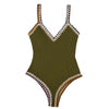 Wren - Scoop Back Maillot