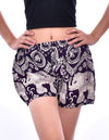 Elephant shorts Women