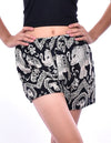 Elephant pants shorts daimond collection