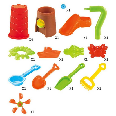Sand and Water Table Play Set - SandPlay