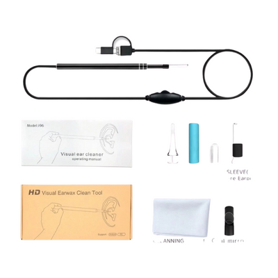 Ear wax Removal Endoscope Cleaner Kit