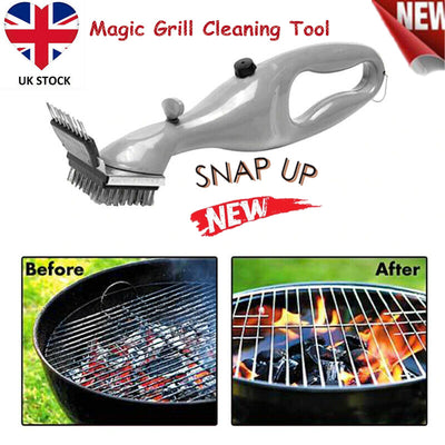 Grand Grill Daddy Grill Cleaning Brush