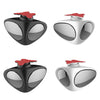 2 in 1 Car Blind Spot Mirror Wide Angle 360 Rotation Adjustable Convex