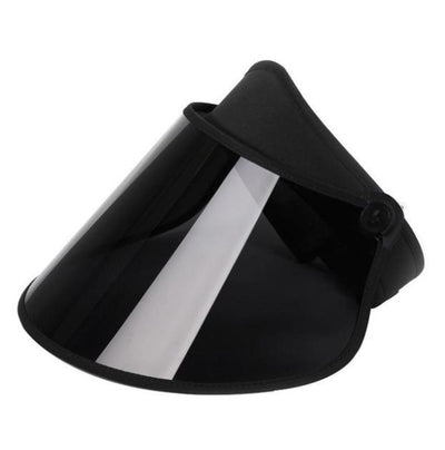 Ladies Sun Visors Hat - Anti-Spitting Protective Hat