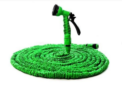 EXPANDABLE MAGIC GARDEN HOSE