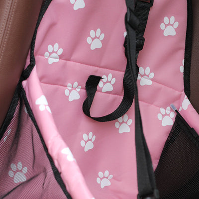 Waterproof Dog Car Seat for Road Safety