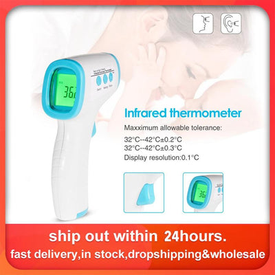 NON CONTACT THERMOMETER - BABY & ADULTS THERMOMETER