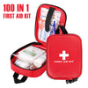 MEDICAL EMERGENCY KIT - 100 PCS