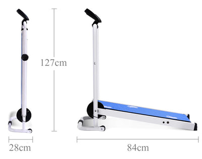 Folding Treadmill LED Display