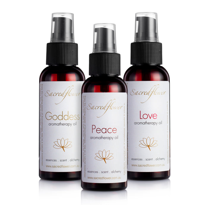 3 Aromatherapy oils Pack - Save $19.