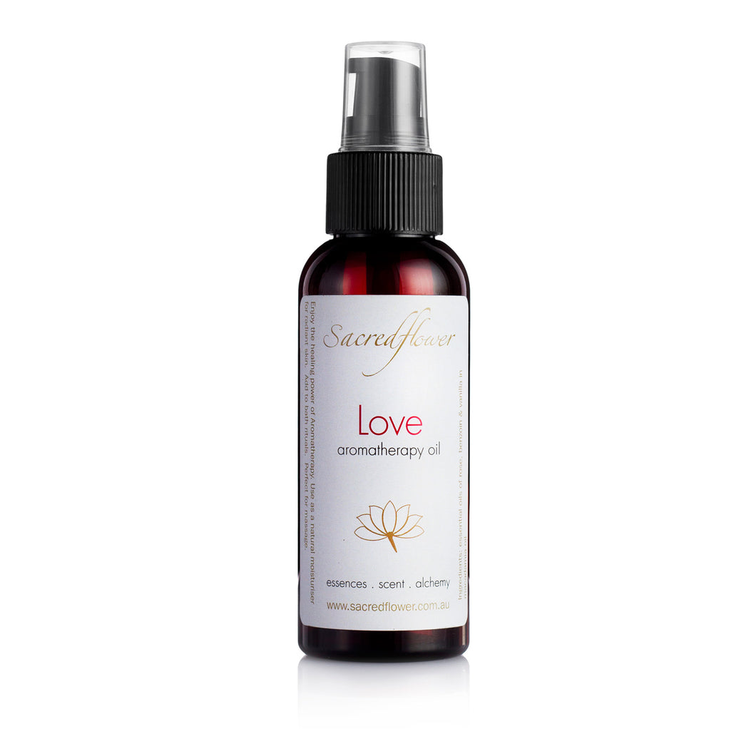 Love Aromatherapy oil