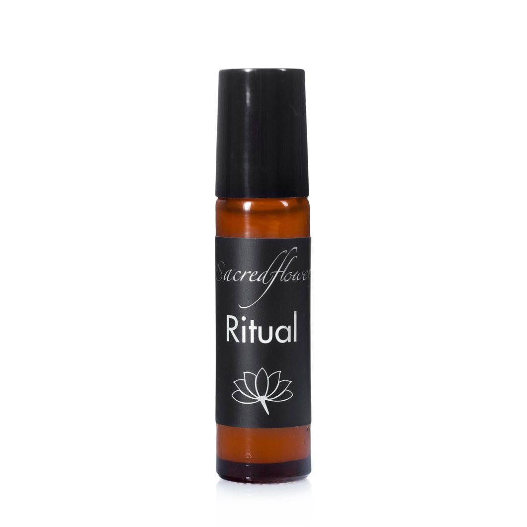 Ritual natural perfume.            ( previously called Alchemy )