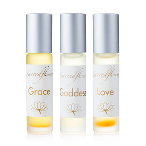 Set of 3 pure perfumes - Save $27