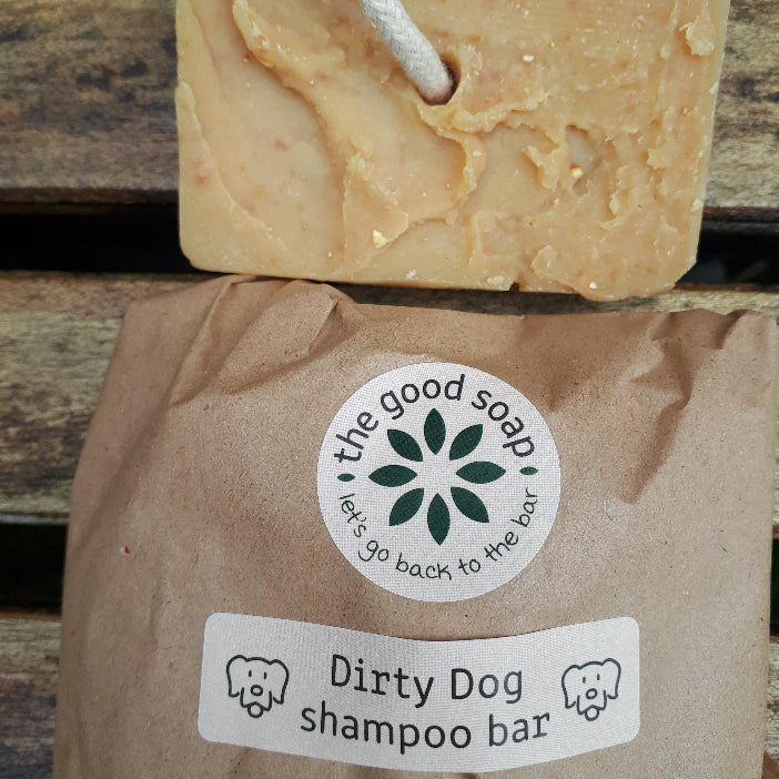 Dirty Dog Solid Shampoo - Back in Stock 10th March!