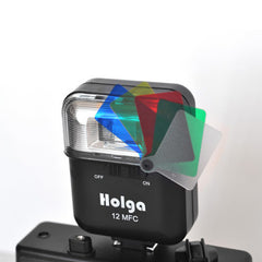 Holga 12 MFC Colour Flash (Black)